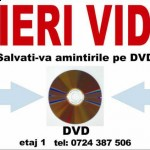 Transfer orice tip de casete video pe DVD